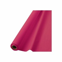 "Table Roll 40""X100' Bright Pink"