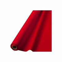 "Table Roll 40""X100' Red"