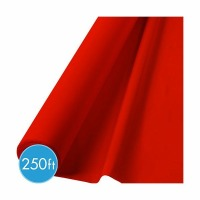 "Table Roll 40""X300' Red"