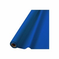 "Table Roll 40""X300' Royal Blue"