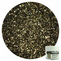 Antique Gold Techno Glitter