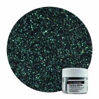 Black Magic Techno Glitter
