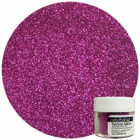 Celebakes Glamorous Pink Techno Glitter