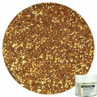 Celebakes Gold Techno Glitter