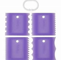 Texture Comb Set 4 PC