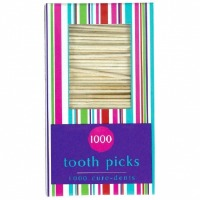 Tooth Picks 1000 CT