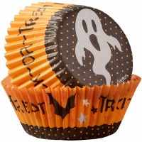 Tot & Ghost Bake Cup 75 CT