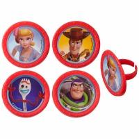 Toy Story Cupcake Rings