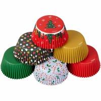 Traditional Holiday Baking Cup