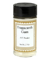 Tragacanth Gum Powder 2.7 Ounce