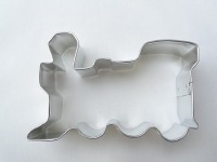 "Train 3"" Cookie Cutter"