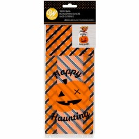 Treat Bags Haunting 20 CT