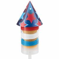 Treat Pop Topper Rocket 12CT