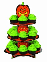 Treat Stand Pumpkin 1CT