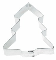 "Tree 2"" Cookie Cutter"