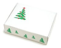 Christmas Tree Box 1/4 LB