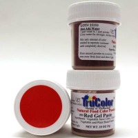 Trucolor 5G Red Gel Paste