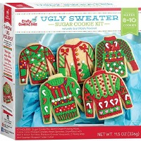 Ugly Sweater Cookie Set