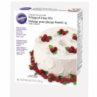 Vanilla Whipped Icing