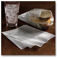 "Waxed Cake Bag 6"" X 7"" 1000 CT"