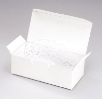White Cake Box 24 CT