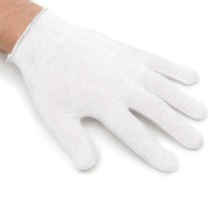 Cotton Gloves Large 2 In a Pack