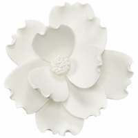 White Magnolia Gum Paste