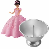 Wonder Mold Doll Cake Pan