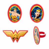 Wonder Woman Decorings 12CT