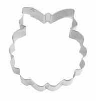 "3"" Wreath Cookie Cutter"