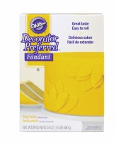 Wilton Yellow Fondant 24 OZ