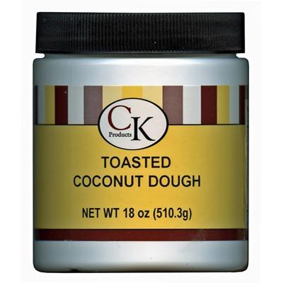 Toasted Coconut Dough 18 OZ