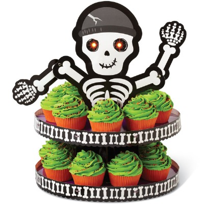 Treat Stand Kid Skeleton 1CT