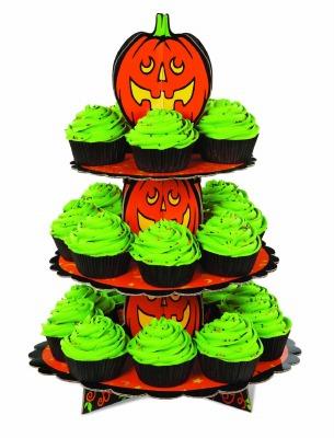 Treat Stand Pumpkin 1CT