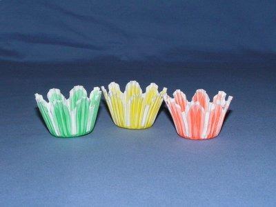 "1.25"" X 1.25"" Tulip Baking Cups 500 Count"