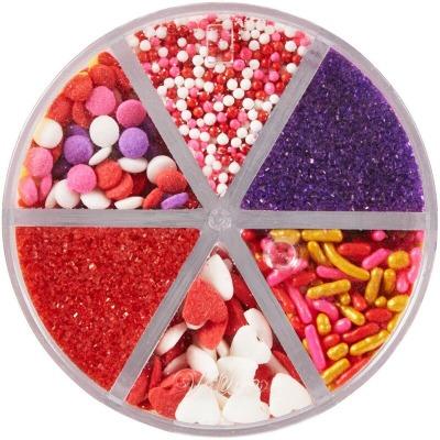 Valentine Sprinkles (6) 7.1 OZ