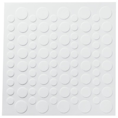 White DecoShapes® Dots