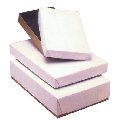 White Wrapped Box 1 LB