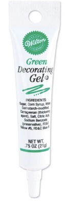 Writing Gel Tube Green