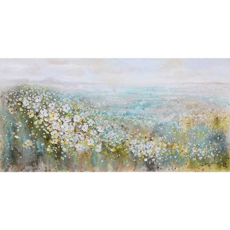 Oil Painting  - Flower