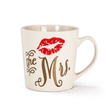 """The Mrs"" Mug"