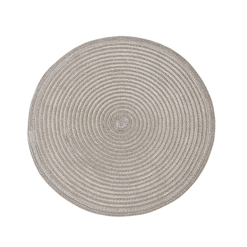 Urban Two-Tone Round Placemat