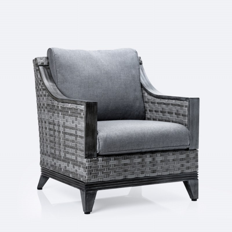 Belvedere Club Chair with Cush
