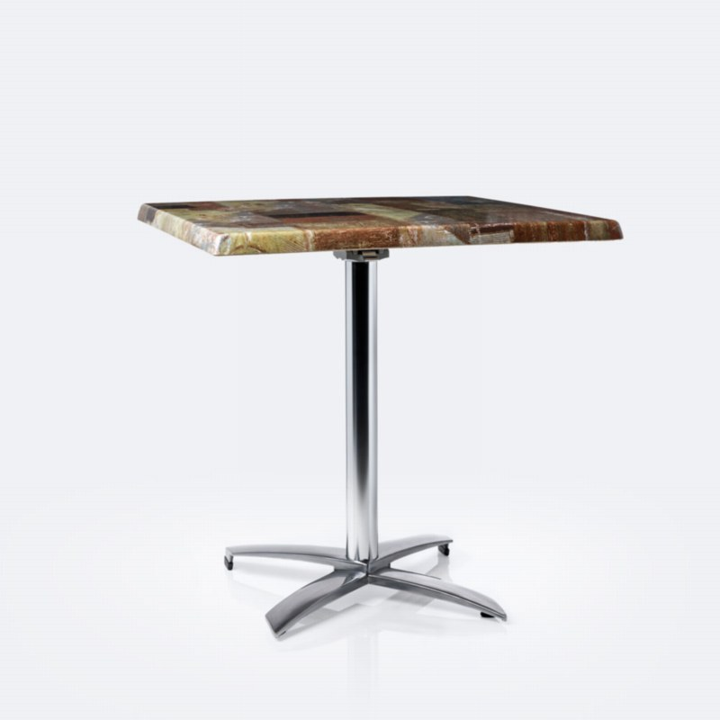 Bistro Table  - Abstract