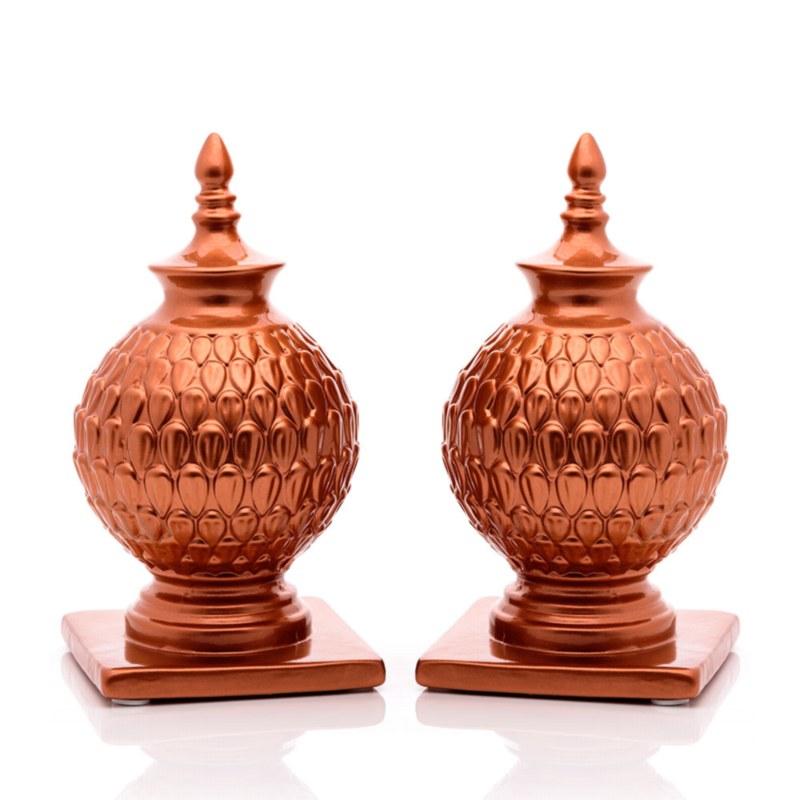 Ceramic Bookend - Set/2