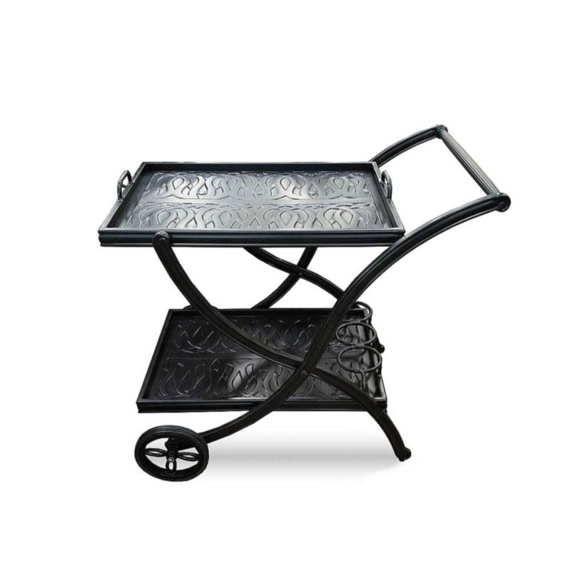 Karina Folding Tea Cart