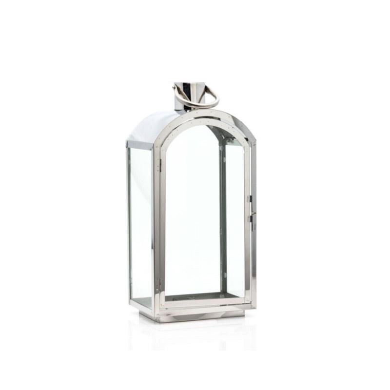 Large Stainless Steel Lantern