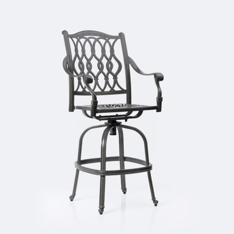 Meghan Swivel Bar Chair
