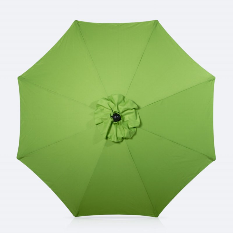 9' Autotilt Umbrella Apple Green