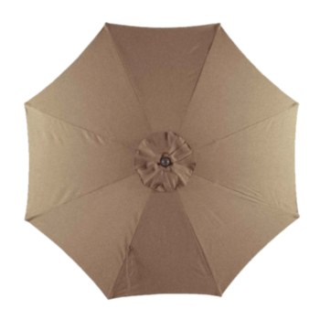 9' Autotilt Umbrella Sunbrella